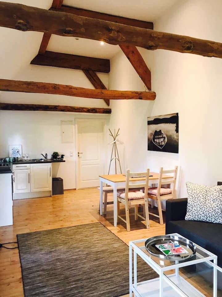Apartment Nordsee in historischem Resthof