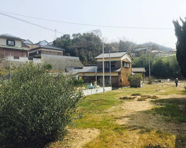 Miyanoura shared house (1st floor/flooring room)