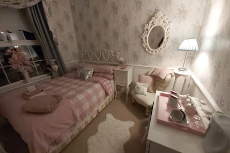 Blackpool Luxury Room/Bathroom Free Parking/Wi-Fi
