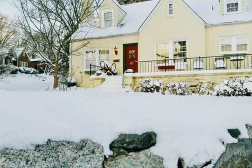 January snow days!
