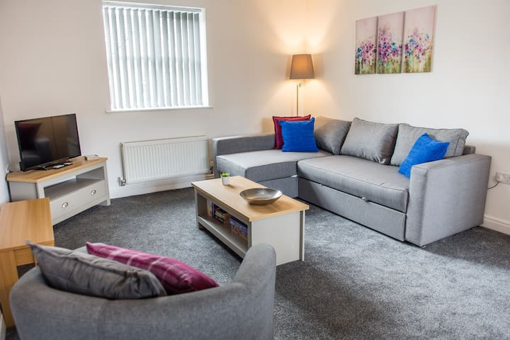Boutique Chic in the heart of Oakley Vale