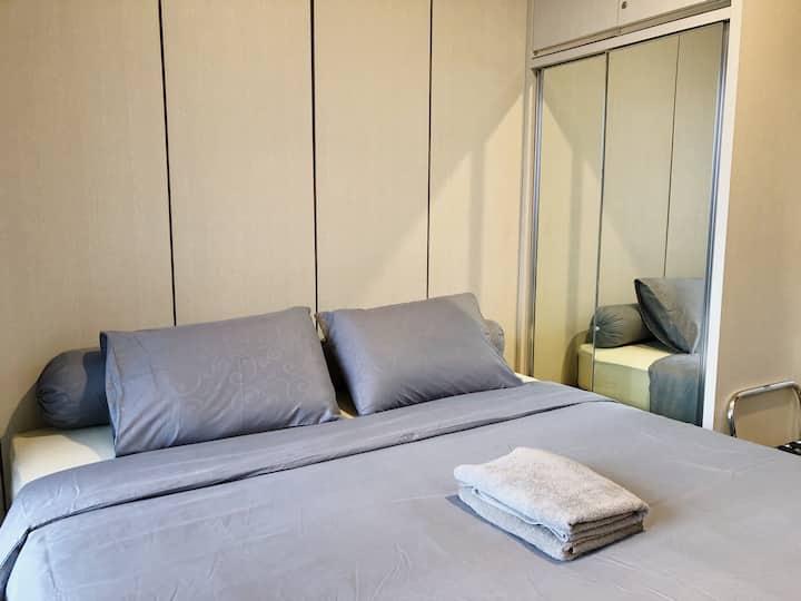Gold Coast Atlantic Modern Luxury Studio Apartment