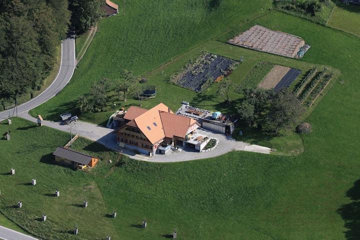 Bijou im Naturpark Gantrisch