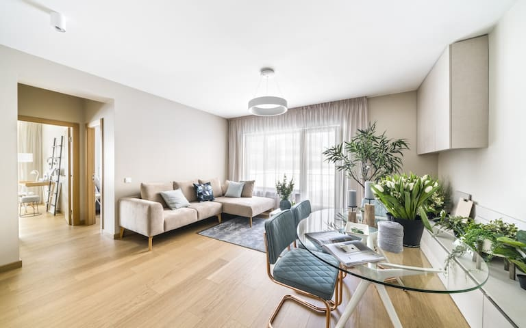 Enjoy your stay in Riga in Design made apartment