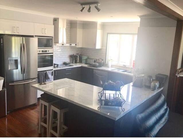 large room in friendly house