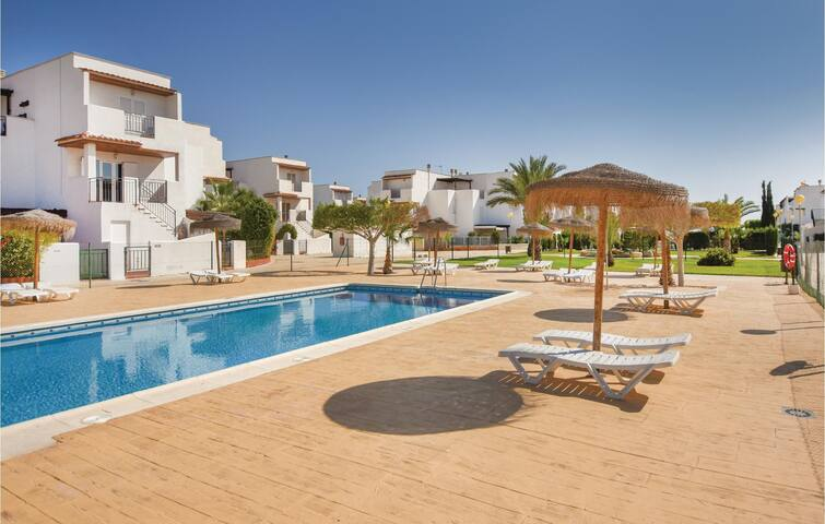 Terraced house with 1 bedroom on 57 m² in Vera Playa