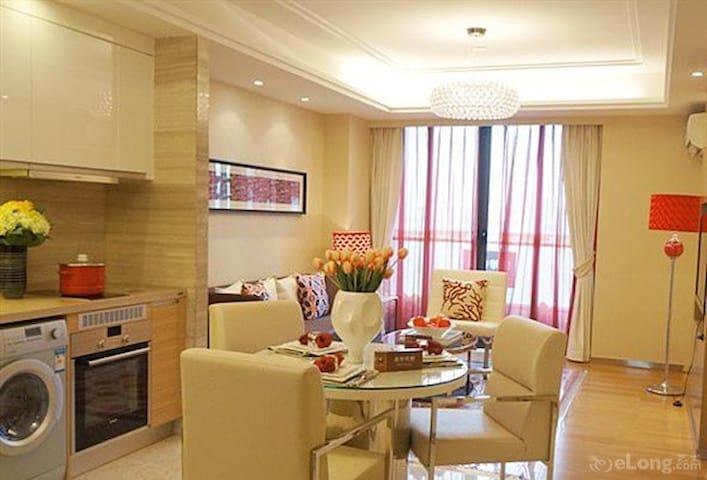广州最多外国人喜欢居住的高档公寓 - Guangzhou - Wohnung