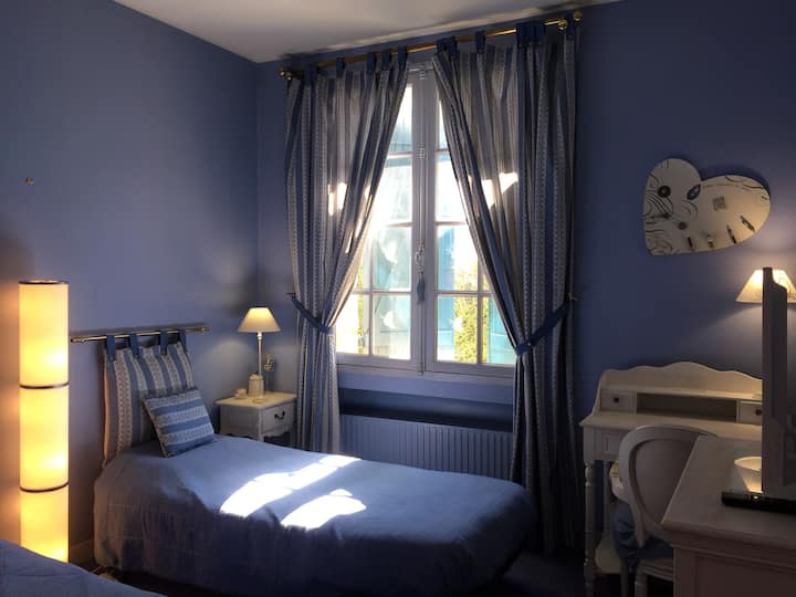 CHAMBRE COCOONING de Charme
