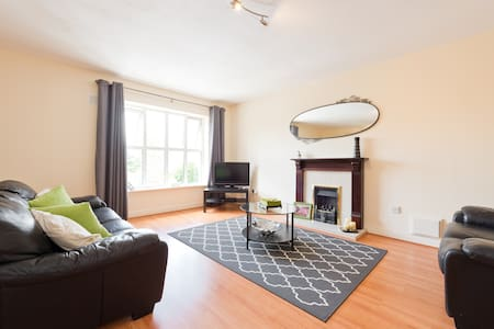 Bright, cosy 2bed close to town centre. - Drogheda - Wohnung