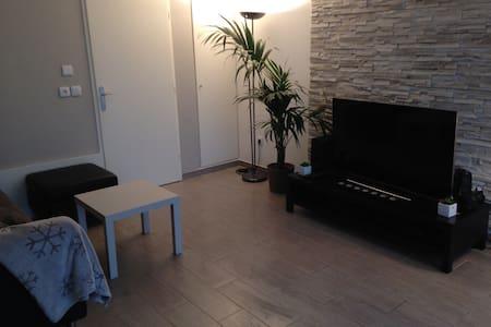 appartement 2 pieces rez de jardin - Sainte-Geneviève des bois.