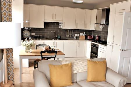 A stylish 2 bedroom apartment in Poundbury