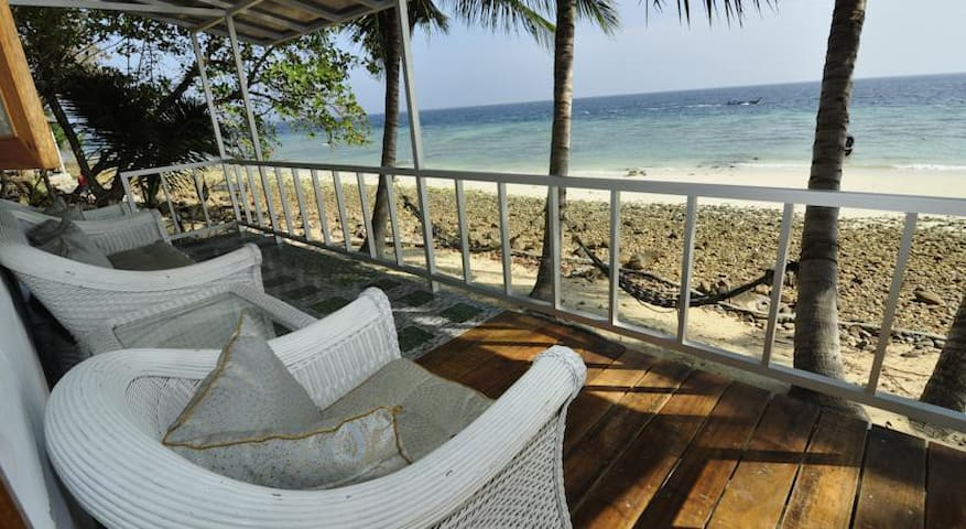Family Bungalow - Beach Front - Ao Nang - Appartement