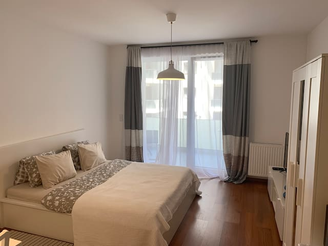 White Box Apartments Budapest Corvin M