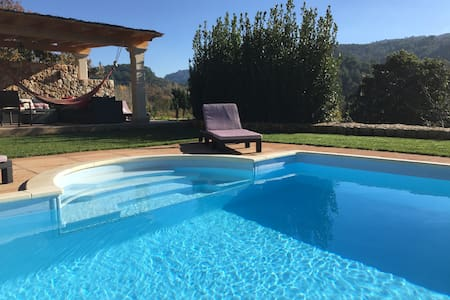 Villa entre montañas ideal familias - Puigpunyent