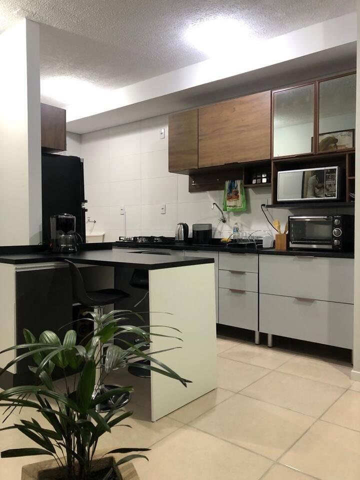 Apartamento em Rio Grande - portaria 24h