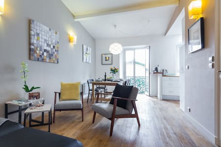 Perfect Retreat in the Heart of Old Town - Вильфранш-сюр-Мер