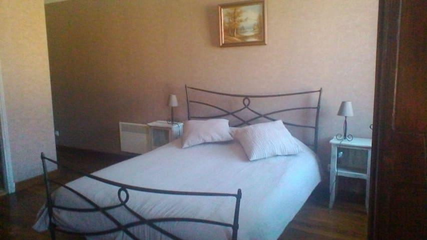 Chambres d'hôtes dans petit village pittoresque - Varennes-en-Argonne - Pension