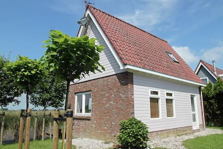 Romantic House at the IJsselmeer - Schardam