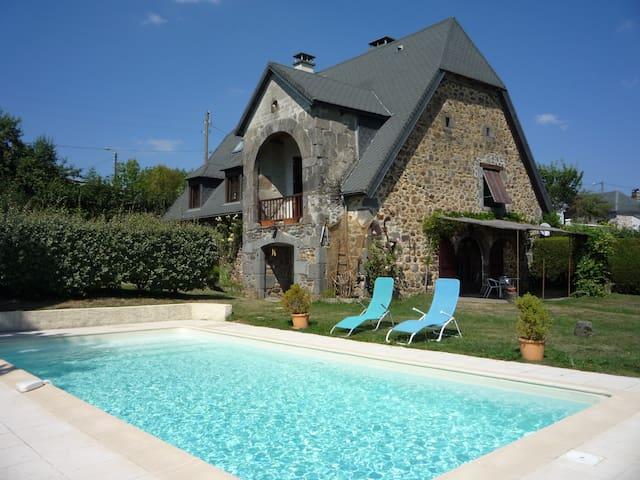 B&B La Maison de Chablat: Familiekamer (3-5 pers.)