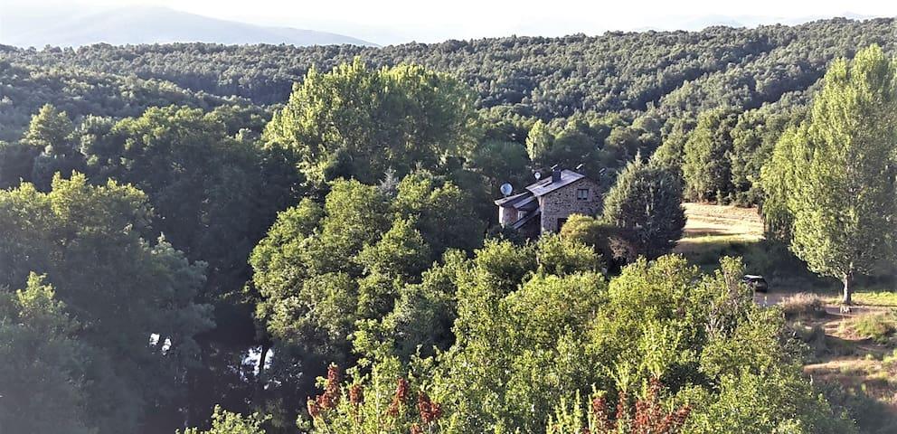 Molino de Montaña en Sanabria