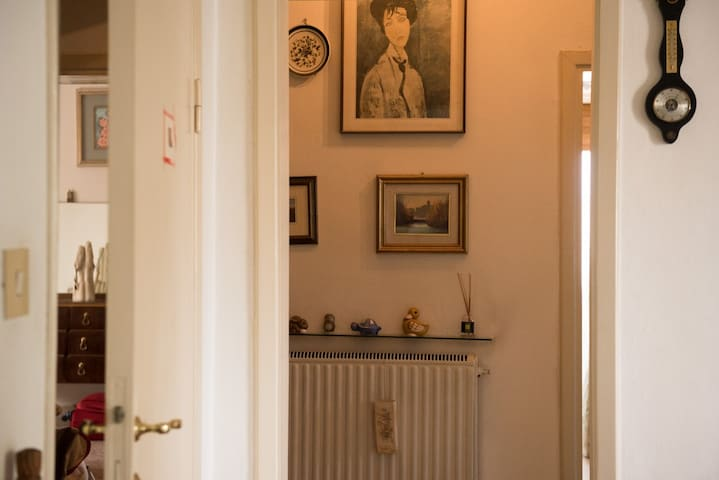 Spacious flat outside the wall with free parking - Lucca - Appartement