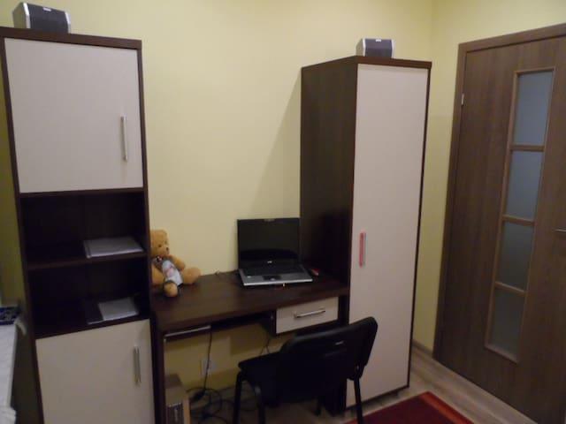 Przytulny pokój w starej kamienicy N2a.2