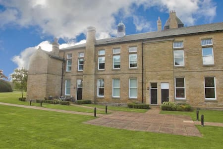 2 Bedroom Victorian Apartment, sleeps 6 - Menston - Apartament