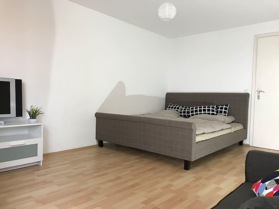 sch ne 3 zimmer wohnung in stuttgart sillenbuch appartements louer stuttgart bw allemagne. Black Bedroom Furniture Sets. Home Design Ideas
