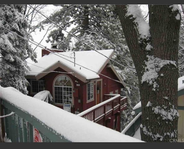 Tree House located in the Arrowhead Villas.