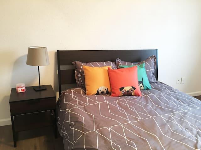 Spacious, quiet, & clean 2 bedroom entire home