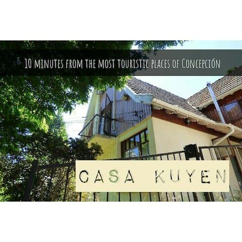 Casa Kuyen