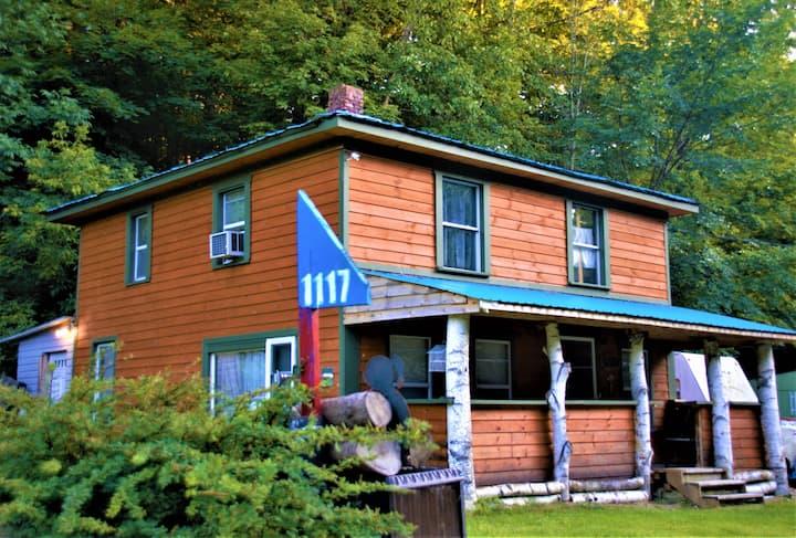 Bennington Village Home on VT Rt.9