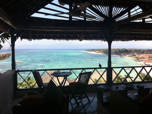 Serviced Island Treehouse  Private Villa Excl Pool
