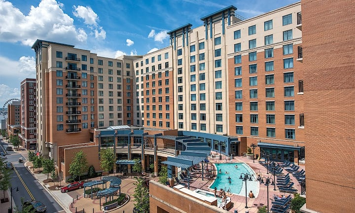 2BR Deluxe at National Harbor