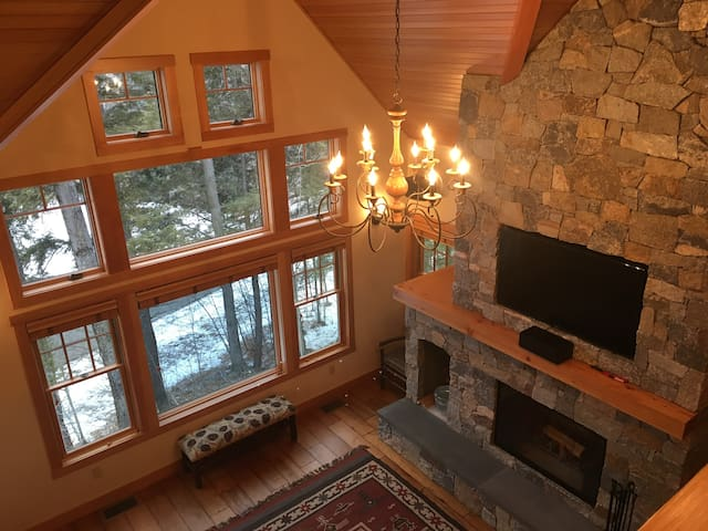 Loon Luxury Lodge at South Peak - Lincoln - Haus