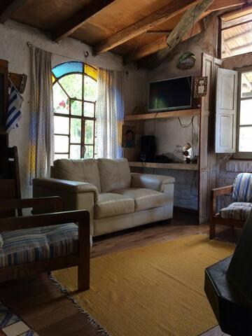 Casa muy comfortable en el Pinar.