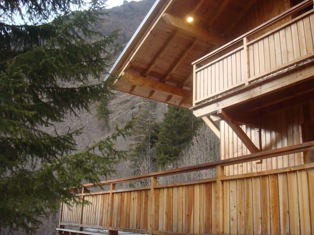 Casa de montaña - La Motte-en-Champsaur - House