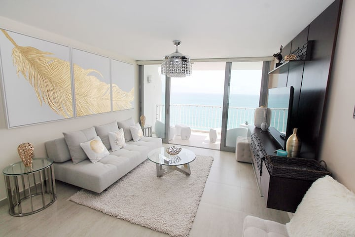 Luxury Remodeled Ocean Front Condo