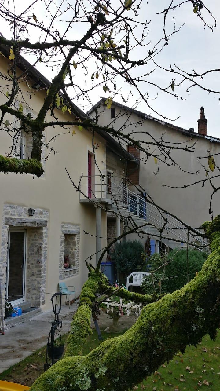 Gite de La Fontaine Mesnay Arbois