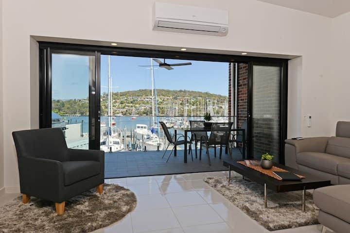 Bellerive Marina Penthouse.