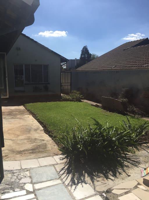Back Garden #2