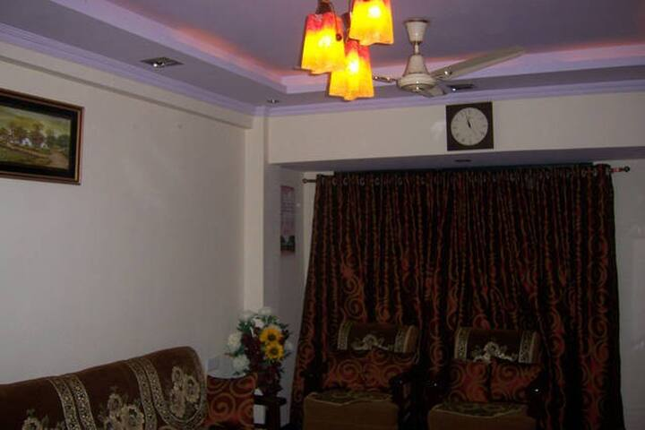 Feel like home while traveling… - Navi Mumbai - Appartement