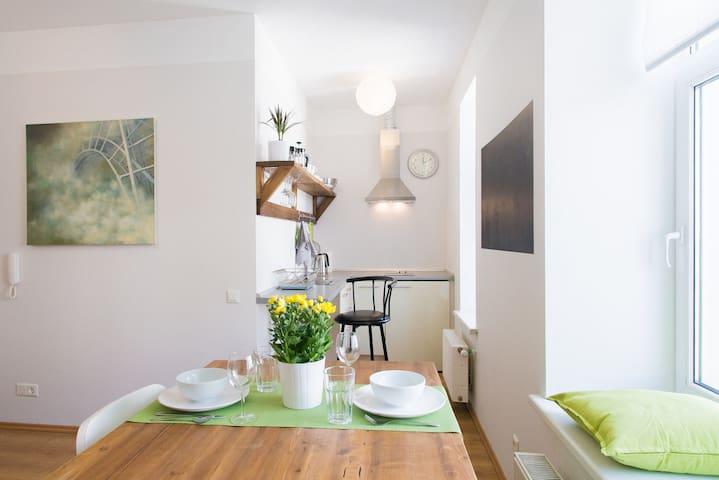 Studio apartment for two - Riga - Lägenhet
