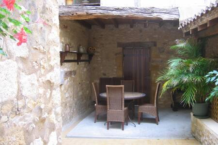 La maison des Poblans - Monpazier