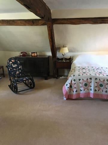 Beautiful Rooms For 5 Lovely Views Worcestershire