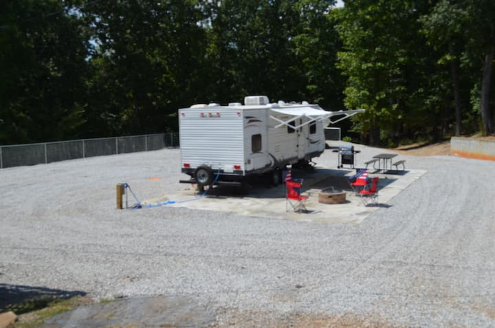 Closest Vacation Rental to Bluff View Campground