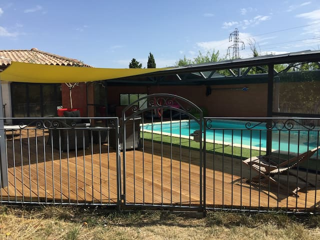 maison provençale 250 m2