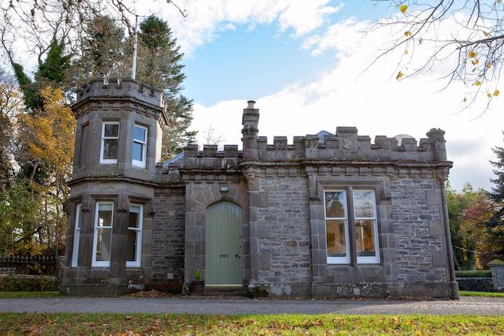 Drummuir Castle Gate Lodge