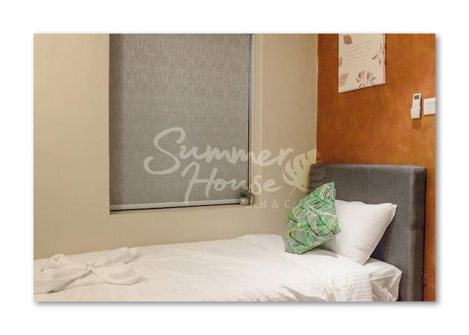 PROMO ! Private Single Room / BB / J. Alor market