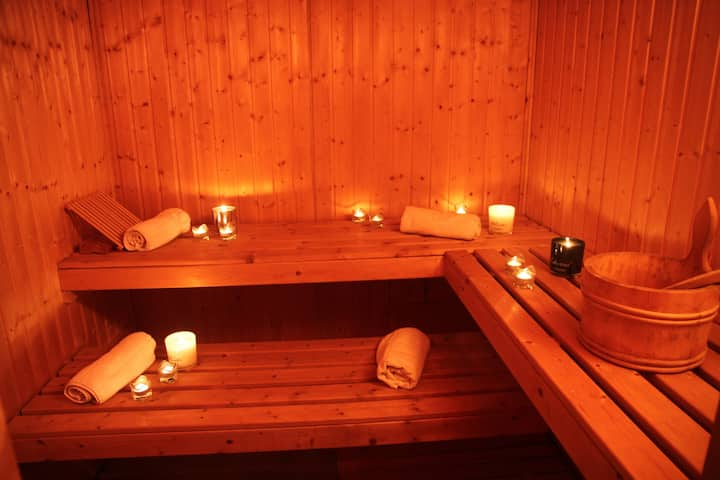 Villa avec Sauna